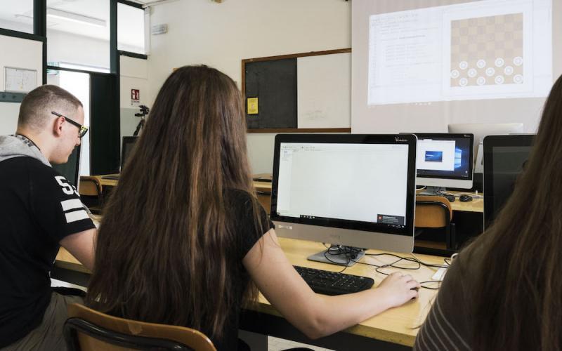 Informatica e Telecomunicazioni art. Informatica